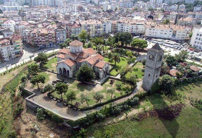 Ayasofya Cami ve Müzesi